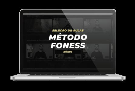 4 - BÔNUS - SELEÇÃO DE AULAS MÉTODO FONESS